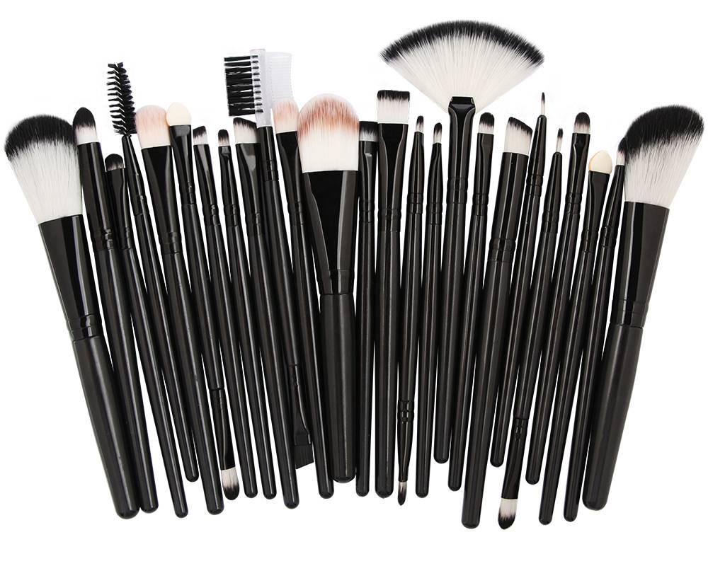 Professional Beauty Makeup Brushes Tool Set 25 Pcs